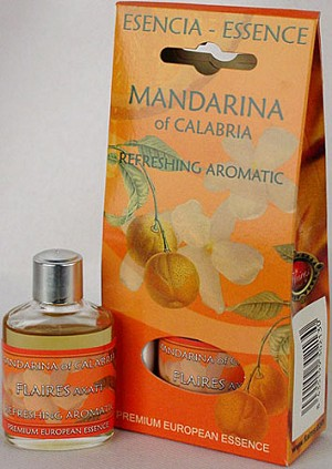 Tangerine from Calabria Mithos Fragrance Oils