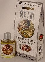 Feng Shui Metal (Metal) Mythos Fragrance Oils
