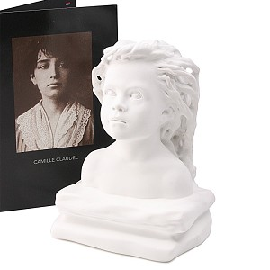Petite Chatelaine Little Girl Bust by Claudel CC05 Parastone