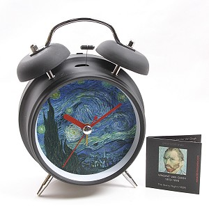 Van Gogh Starry Night Alarm Clock