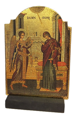 Annunciation Devotional Icon