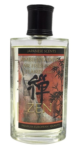 Zen Japanese Flower and Citrus Air Freshener