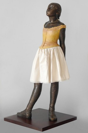 Degas Little Dancer Grande Museum Replica 40H