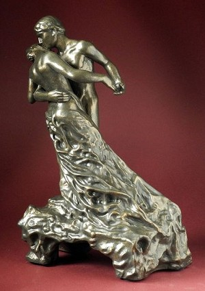 The Waltz by Camile Claudel, Large