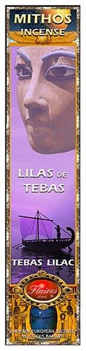 Lilacs From Thebes Mythos Incense - 3 PACK