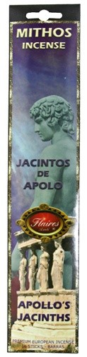 Jacinth Flower (Hyacinth) Mythos Incense - 3 PACK