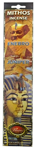 Egyptian Juniper Mythos Incense - 3 PACK