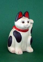 Japanese Good Luck Cat, Meneki Neko - JAP01