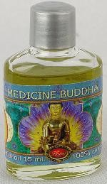 Medicine Buddha Eastern Fragrance Oils