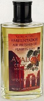 Wizard's Essence Celtic Apple Avalon Air Fresheners