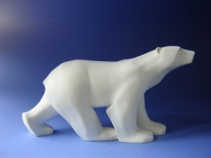 Polar Bear by Francois Pompon