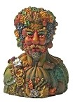 Vertumnus God of Seasons Portrait by Arcimboldo