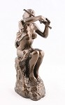 Flute Player by Camille Claudel