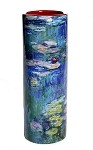 Monet Waterlilies Ceramic Flower Vase