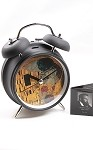 SALE - Klimt The Kiss Alarm Clock