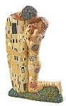 The Kiss Man and Woman Hugging Statue by Gustav Klimt, Grande