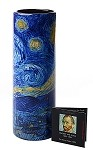 Van Gogh Starry Night Ceramic Vase